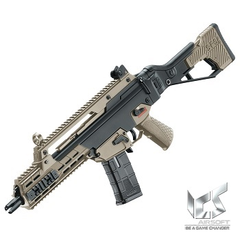 ICS G36 SFS AEG - Dual Tone