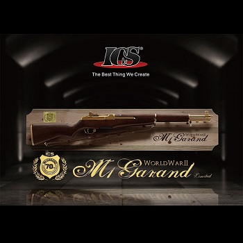 "ICS M1 Garand 8MM AEG ""Limited Edition"""