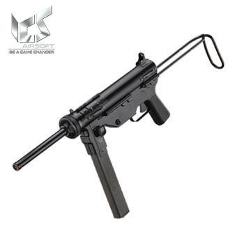 "ICS M3 Submachine Gun ""Grease Gun"" AEG"