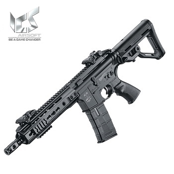 ICS M4 CXP UK1 KeyMod AEG/EBB - Black