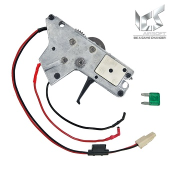 ICS Lower Gearbox Set (Electronic Trigger System & Micro MosFET Unit) für M.A.R.S Serie