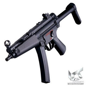 ICS MP5 A5 AEG - Black