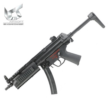 ICS MP5 A5 R.A.S. AEG - Black