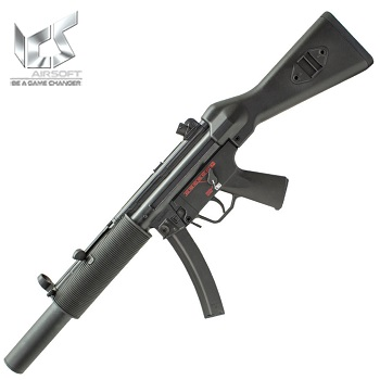 ICS SMG5 SD5 AEG - Black