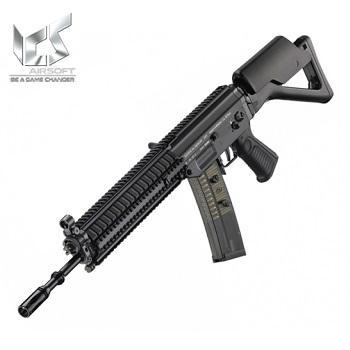 ICS x SIG SG-551 LB MRS AEG - Black