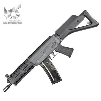 ICS x SIG SG-552 MRS AEG - Black