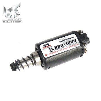 ICS Turbo-3000 Motor - Long Type