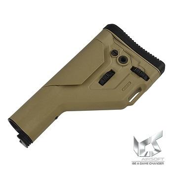 """ICS Sniper Stock """"UKSR"""" - Desert"""