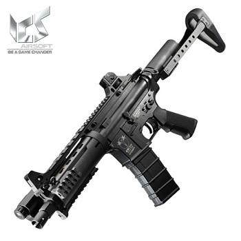 ICS M4 CQC CXP.08 AEG - Black