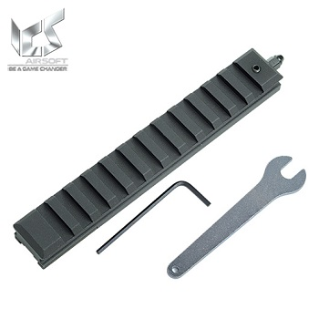 ICS Top Rail for SIG Series (550/551/552)