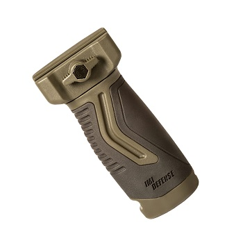 IMI ® OVG Overmolding Vertical Grip - Olive/Black