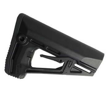 IMI ® STS Sopmod Tactical Stock (MilSpec) - Black