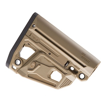 IMI ® TS-2 Stock (MilSpec) - TAN