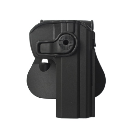 IMI ® Gürtelholster CZ 75 SP-01 Shadow, rechts - Black