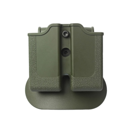 IMI ® CQC Double Magazine Pouch 1911 Serie - Olive