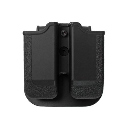 IMI ® CQC Double Magazine Pouch Glock 20/21/30/36 - Black