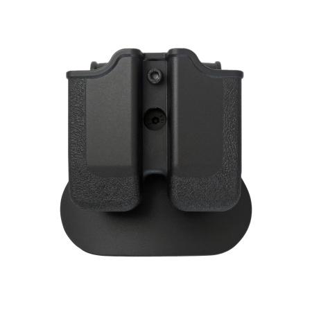 IMI ® CQC Double Magazine Pouch Universal Serie Typ 2 - Black