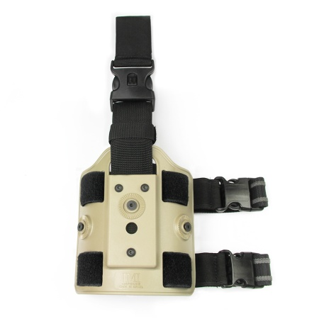 IMI ® Tactical Drop Leg Adapter IMI Holster - TAN