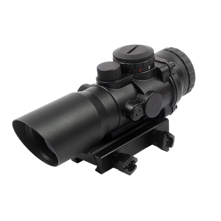 IMI ® 3x30 Illuminated Reticle Daytime Scope Sight