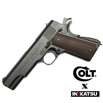 Inokatsu x Colt M1911A1 (Steel) Co² BlowBack