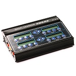 iPower 4faches Multi-Ladegerät  (LiPo/LiFe/LiIon/NiCd/NiMh)