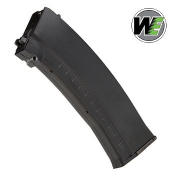 WE Magazin für AK Serie (74 Type) GBBR - 50rnd