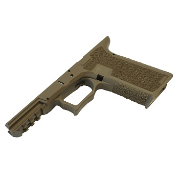 JDG x Polymer80 Custom P80 Grip für P17 Serie - Flat Dark Earth