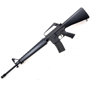 Jing Gong M16A1 AEG Set