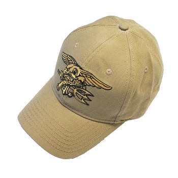 NAVY SEALs Baseball Cap, Coyote - Gr. M/L