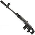 King Arms SVD Co² NBB - Black