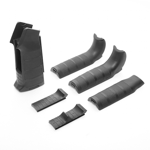 King Arms TWS Grip Set für AEG M4 - Black