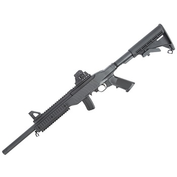 KJ Works 10/22 GBB Sniper Rifle - Black