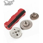 AIM Top Super High Torque-Up Stahl Gear Set inkl. Piston