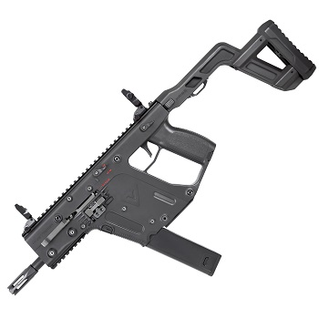KRYTAC x KRISS Vector QSC AEG - Black