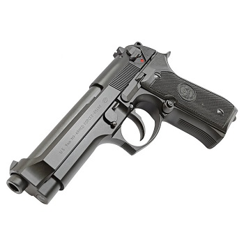 KSC M9 Armed Forces GBB - Black