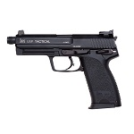 KWA x H&K USP Tactical GBB - Black