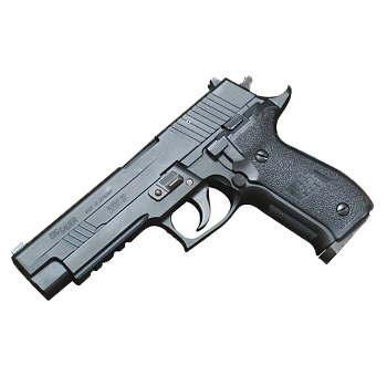 KWC x SIG Sauer P226 X-Five Co² BlowBack - Black