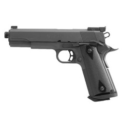 KWC M1911 Match GBB - Black