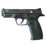 KWC x Smith & Wesson M&P40 NBB Co² - Black