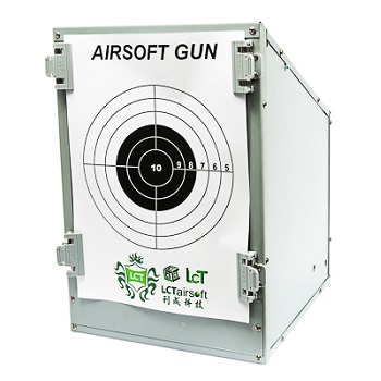 LCT Airsoft Shooting Target Box