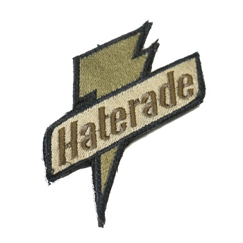 "La Patcheria ® ""Haterade"" Patch - UCP / ACU"
