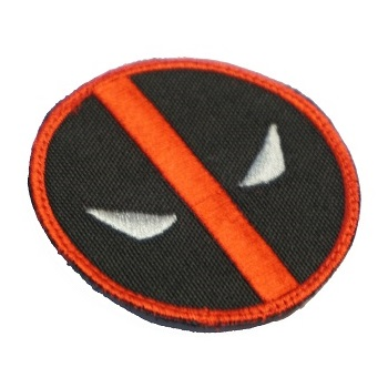"La Patcheria ® ""Deadpool"" Patch - Color"