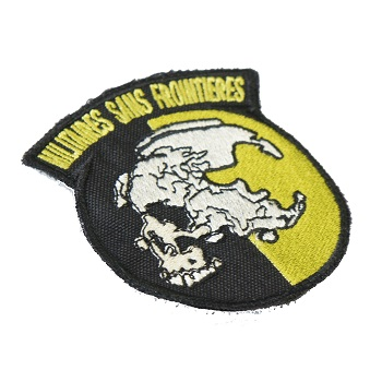 "La Patcheria ® ""M.S.F."" Patch - Color"