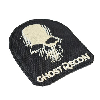 "La Patcheria ® ""Ghost Recon"" Patch - Black"