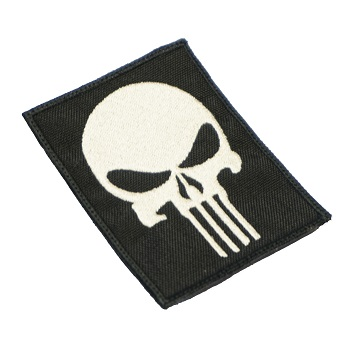 "La Patcheria ® ""Punisher"" Patch - S.W.A.T."