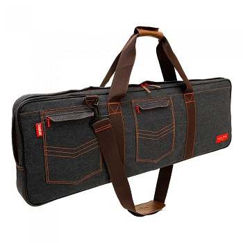 LayLax x Satellite 13oz DEMIN Gun Case