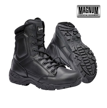 MAGNUM ® Viper Pro 8.0 Leather Waterproof Boots, Black - Gr. 42
