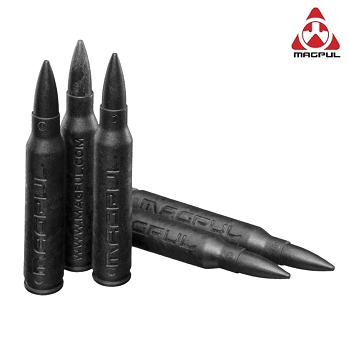 Magpul ® Dummy Rounds 5.56x45mm NATO / .223 REM - Black (5er Pack)
