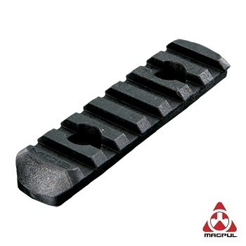 Magpul ® MOE Polymer Rail Section (7 Slots) - Black