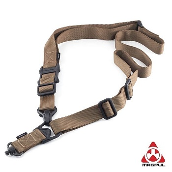 Magpul ® MS3 (Gen2) Single QD 1/2 Point Sling - Coyote Brown